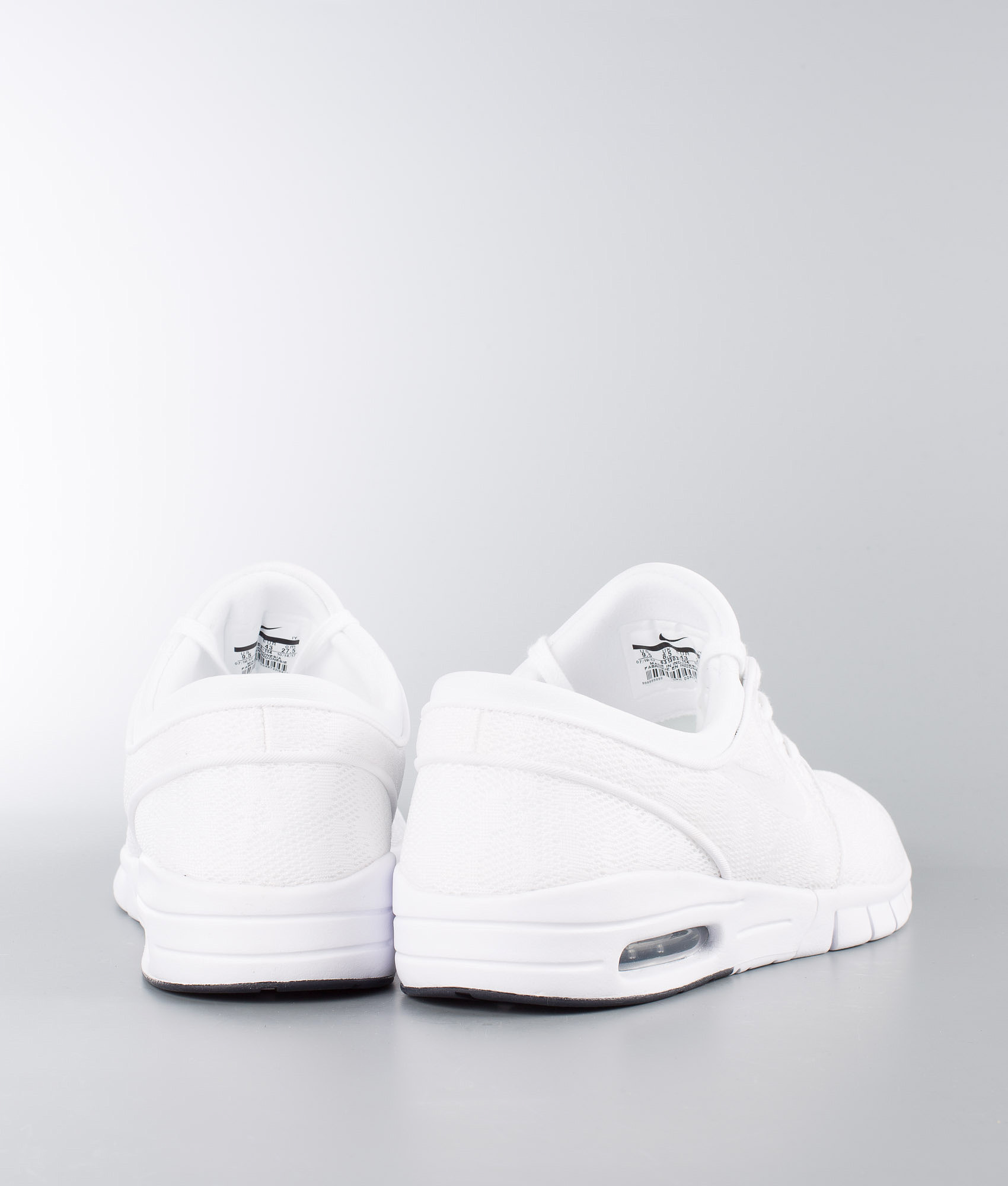 861d8c19d0 Nike Stefan Janoski Max Shoes White/White-Obsidian - Ridestore.com