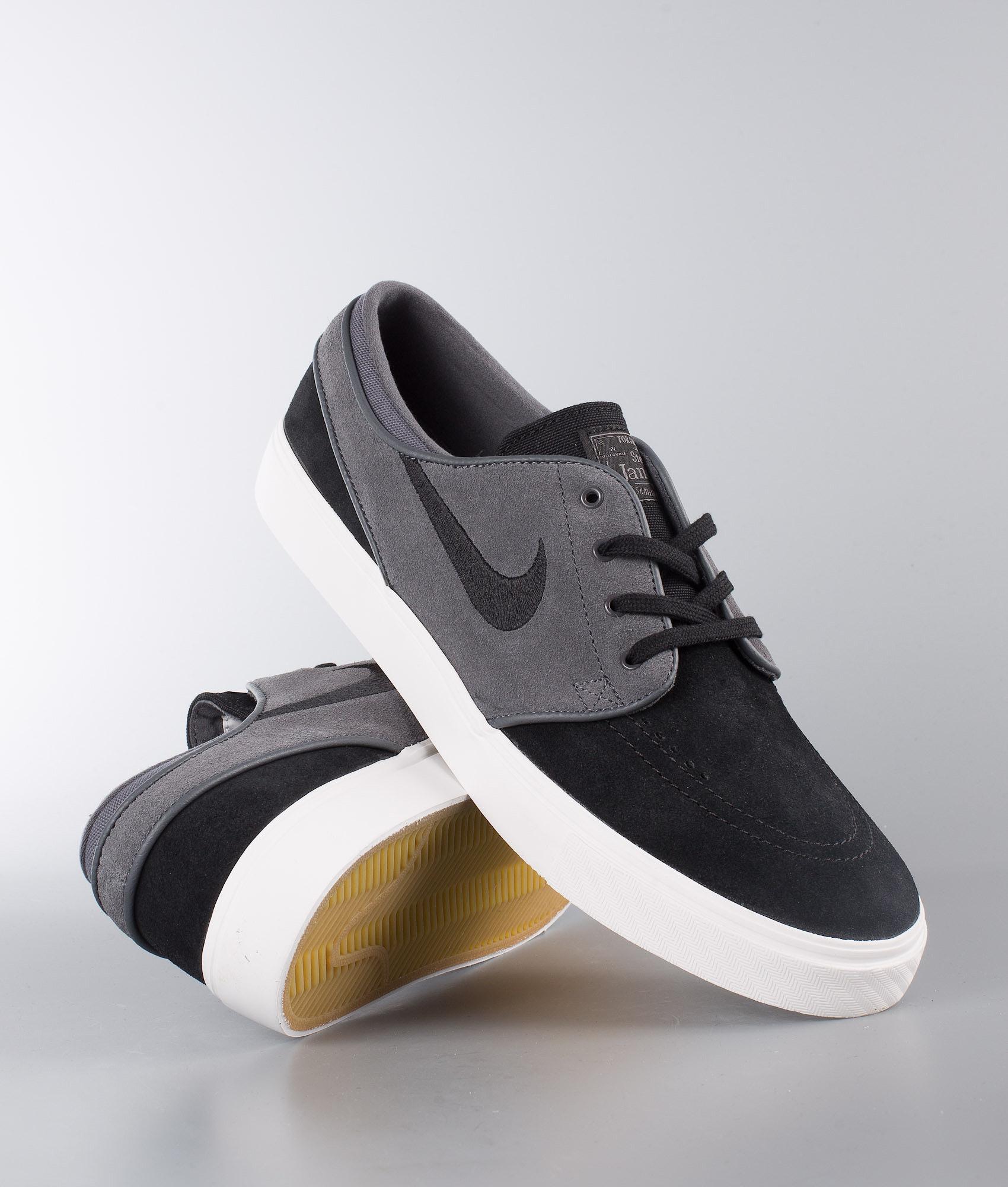 c29497d6a0 Nike Zoom Stefan Janoski Shoes Dark Grey/Black-Summit White