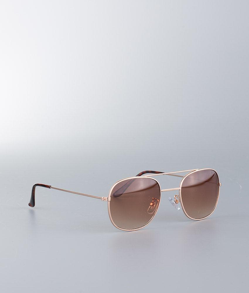 Neff Baron Shade Sunglasses White / Gold