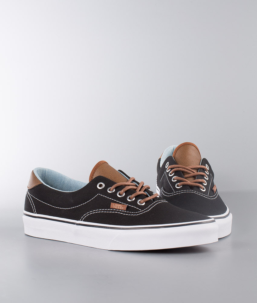 25776594e8f Vans Era 59 Shoes (C L) Black Acid Denim - Ridestore.com