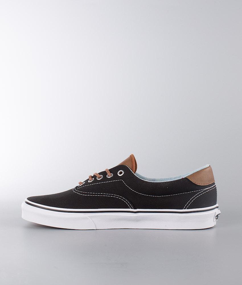 Vans Era 59 Shoes (C L) Black Acid Denim - Ridestore.com 7349a192c7fa