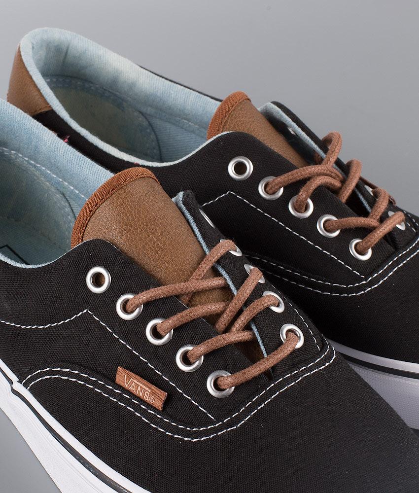 fa10c302be Vans Era 59 Shoes (C L) Black Acid Denim - Ridestore.com