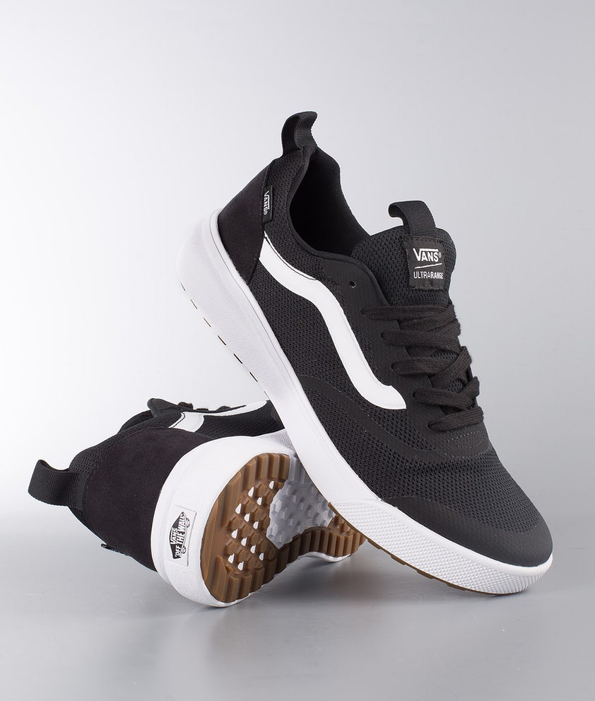 Vans UltraRange Rapidweld Chaussures Black/White