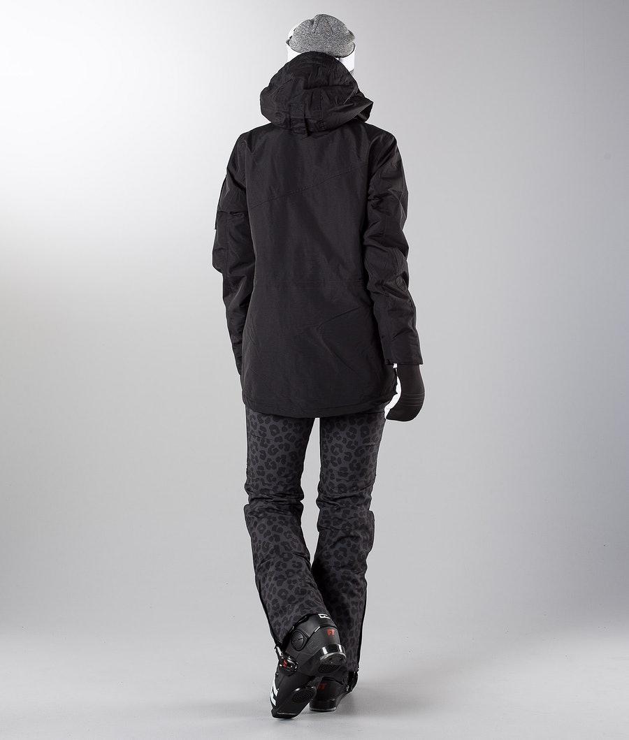 Dope Adept W 18 Veste de Snowboard Femme Black