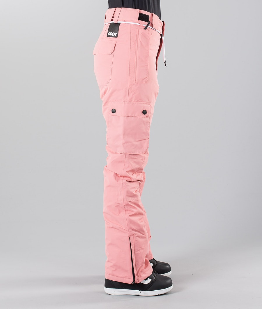 Dope Iconic W 18 Snowboardbyxa Dam Pink