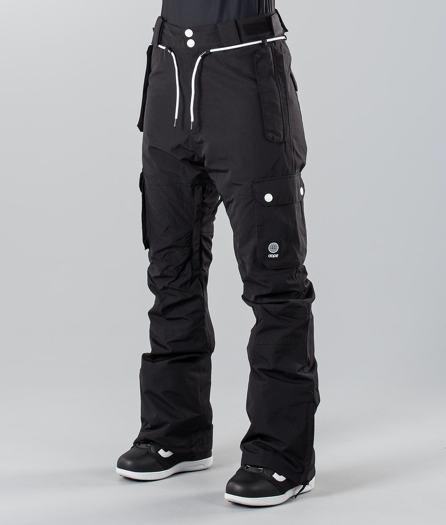 Dope Iconic W 19 Snow Pants Black