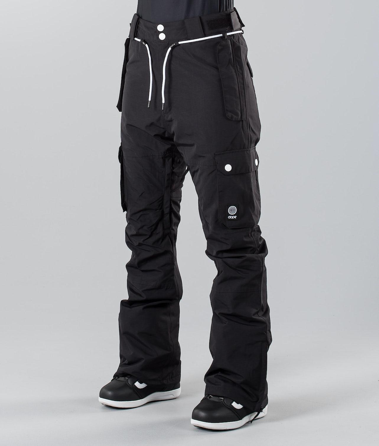 Iconic 19 | Achète des Pantalon de Snowboard de chez Dope sur Ridestore.fr | Bien-sûr, les frais de ports sont offerts et les retours gratuits pendant 30 jours !