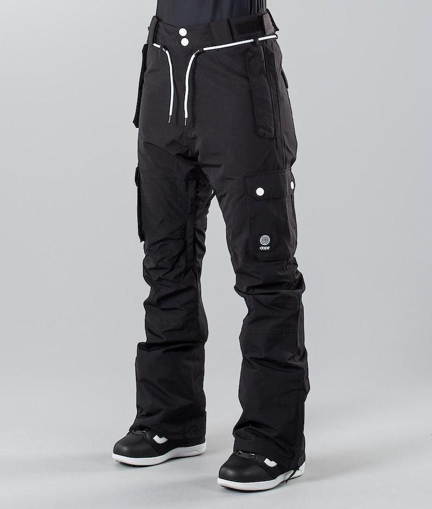 Dope Iconic W 18 Pantalon de Snowboard Black