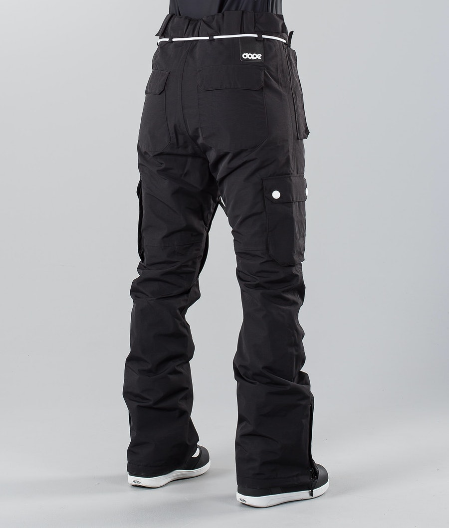 Dope Iconic W 18 Women's Snowboard Pants Black
