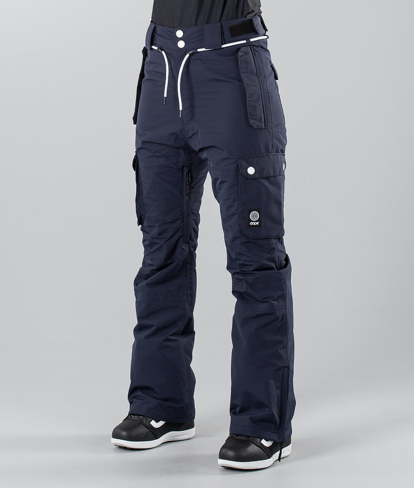 Dope Iconic 19 Pantalon de Snowboard Marine