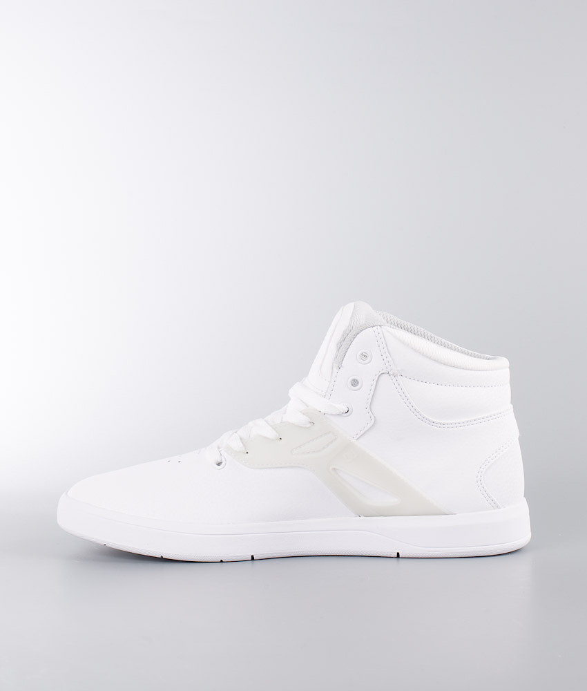 0e66ad889f DC Frequency High Shoes White