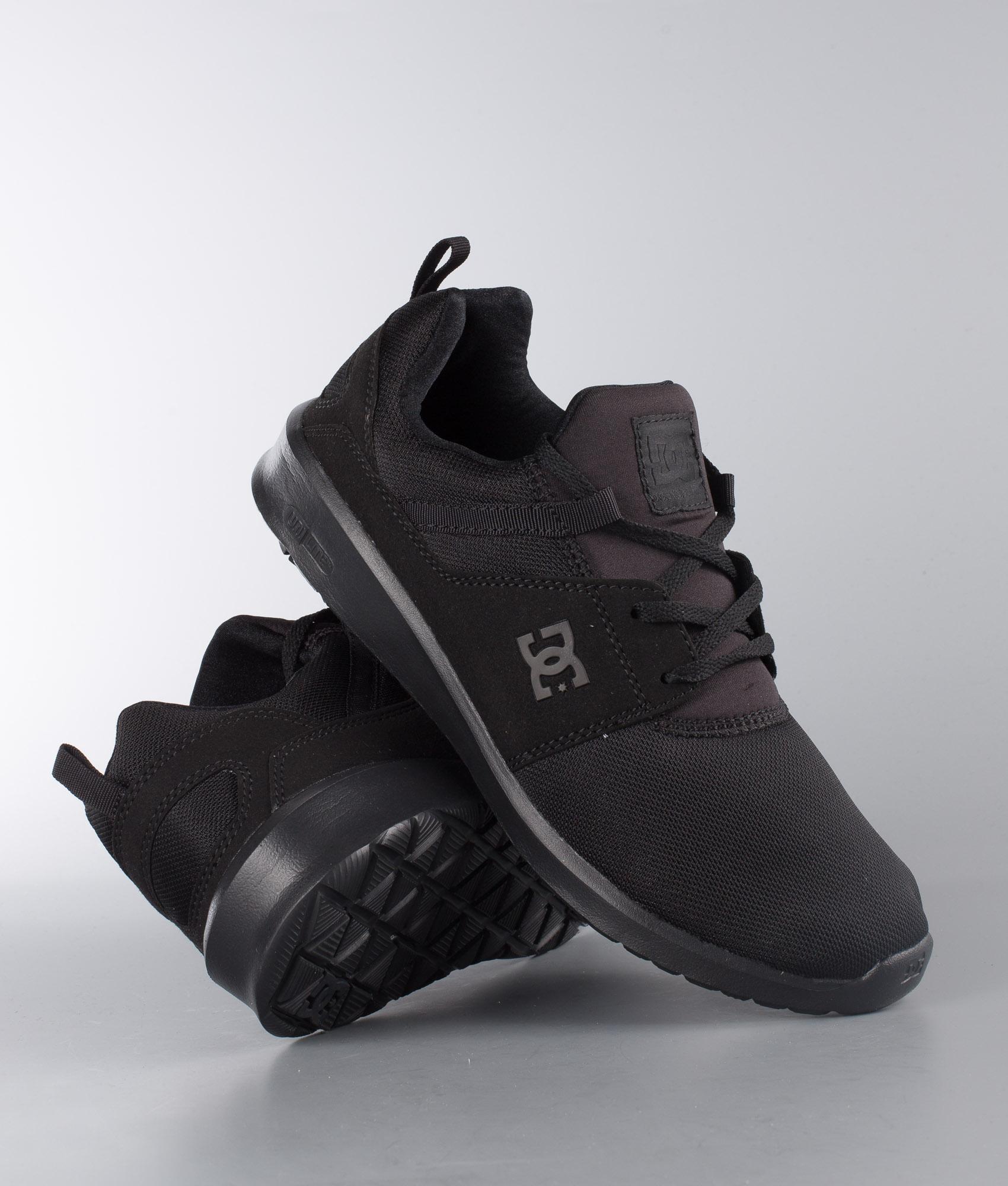 DC Heathrow Shoes Black/Black/Black