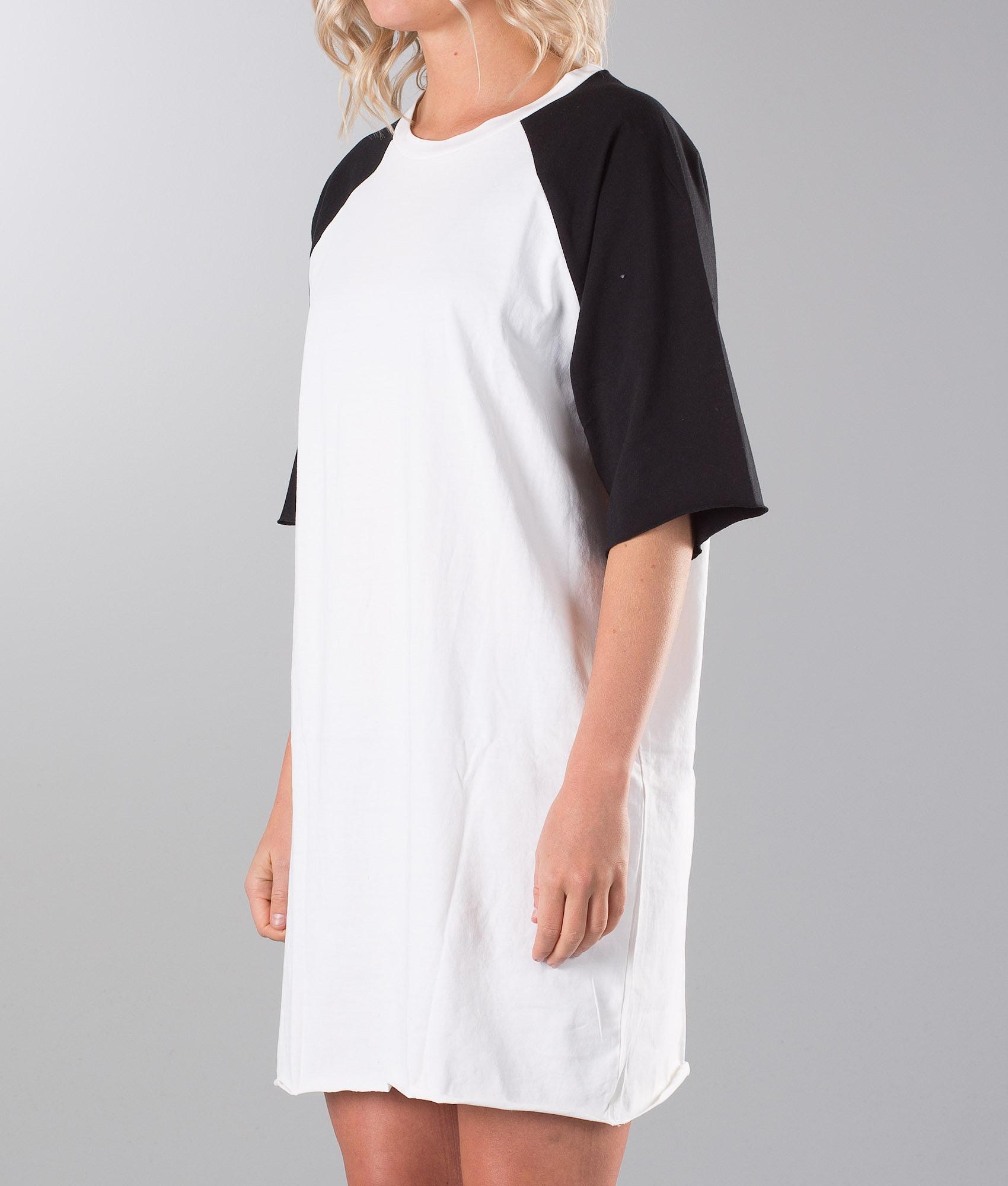 d24c107c98eb Dr Denim Sanya Vestito Black On White - Ridestore.it