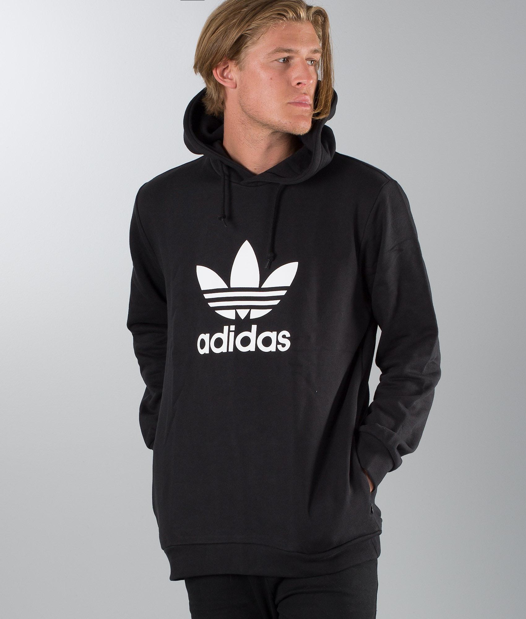 530842dccb2f Adidas Originals Trefoil Hoodie Mist Sun - Ridestore.com