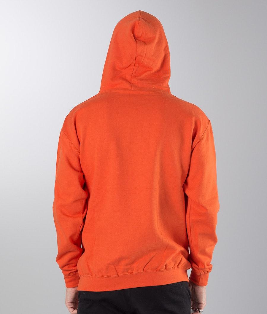 Northern Hooligans Urban Campers Hood Burnt Orange