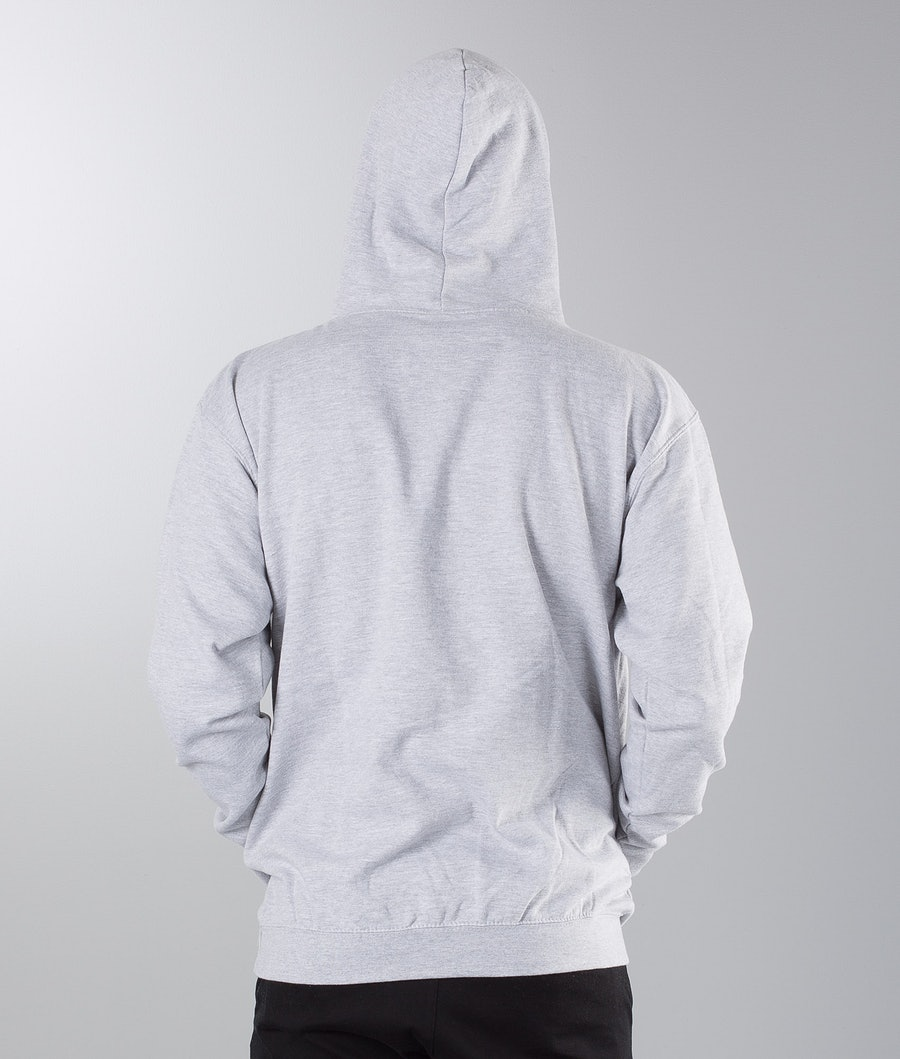 Northern Hooligans Urban Campers Hood Heather Grey