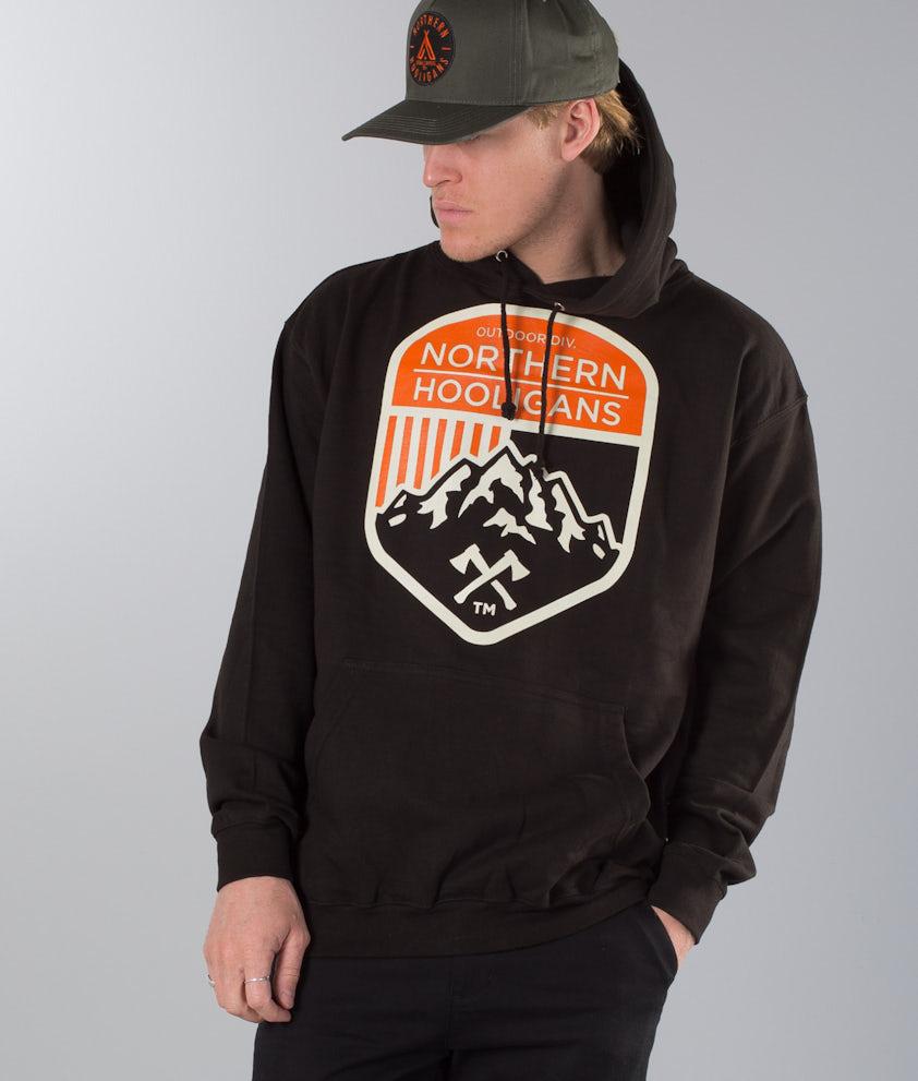 Northern Hooligans Outdoor Div. Hood Black