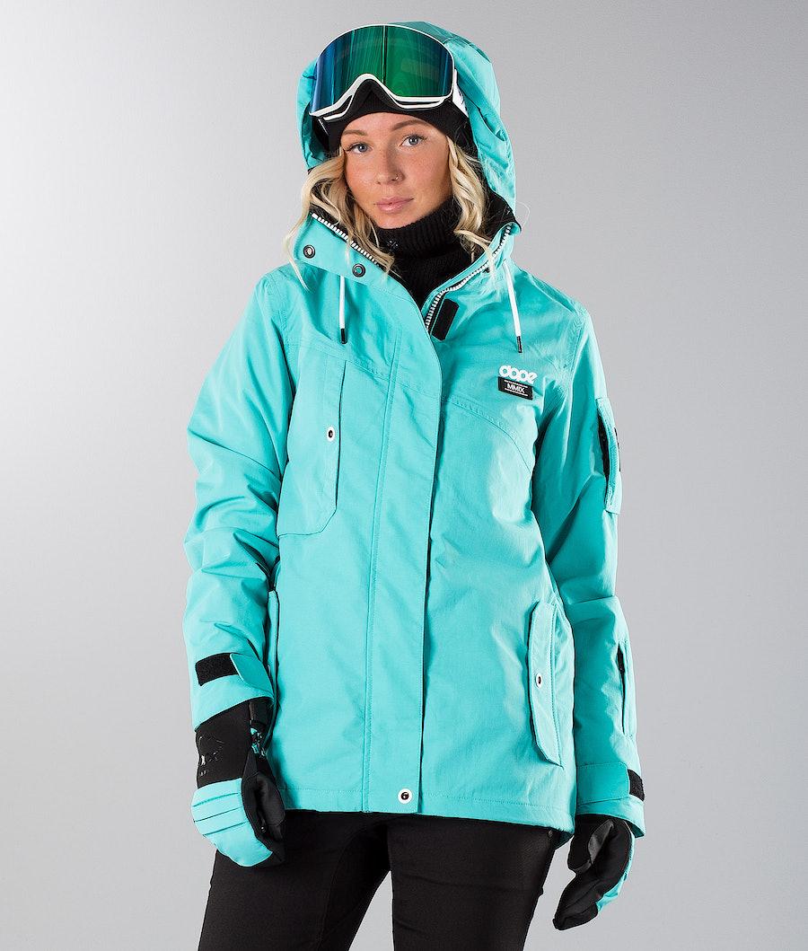 Dope Adept W 18 Snowboardjakke Azure
