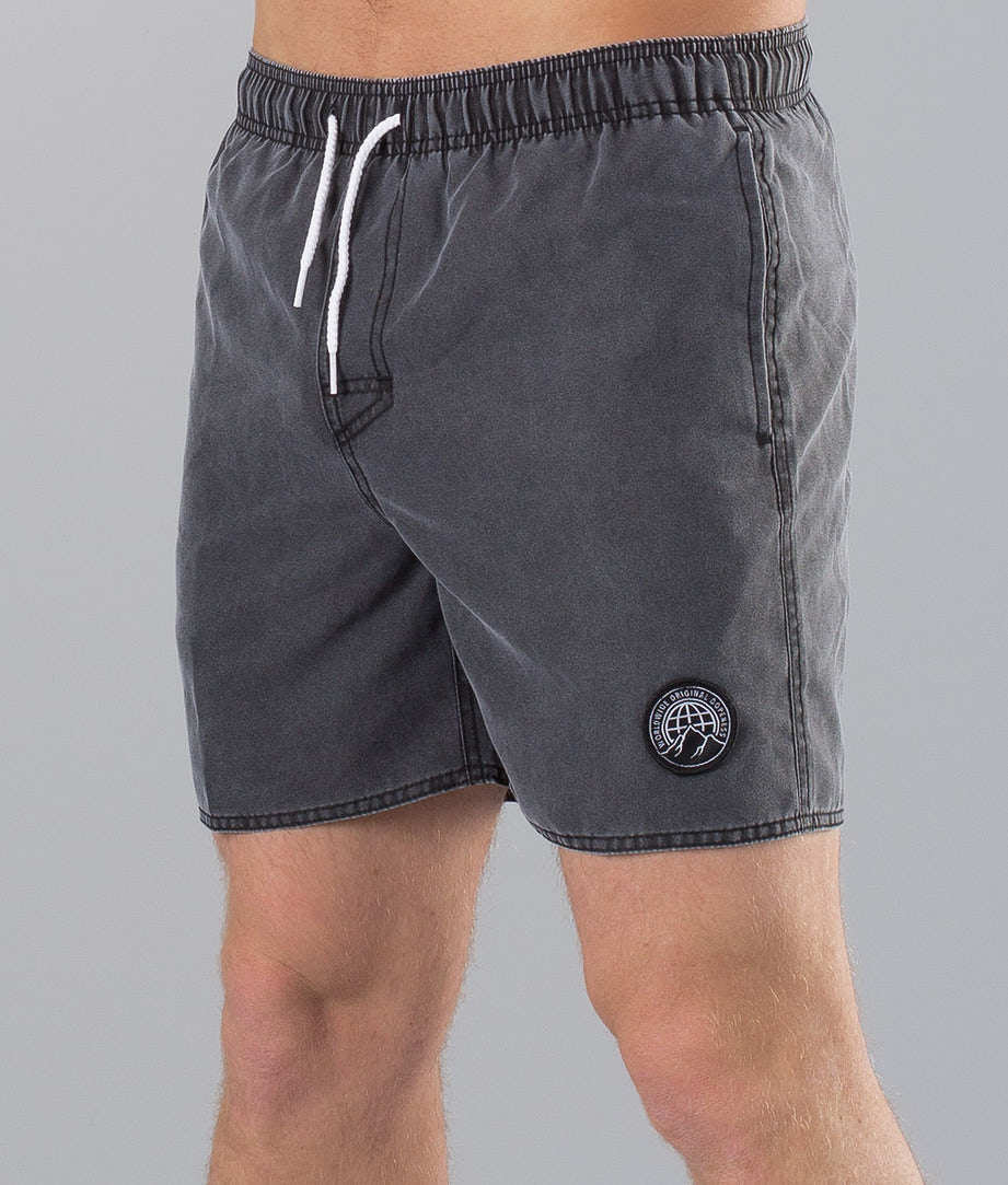 Dope Gaze Badshorts Black