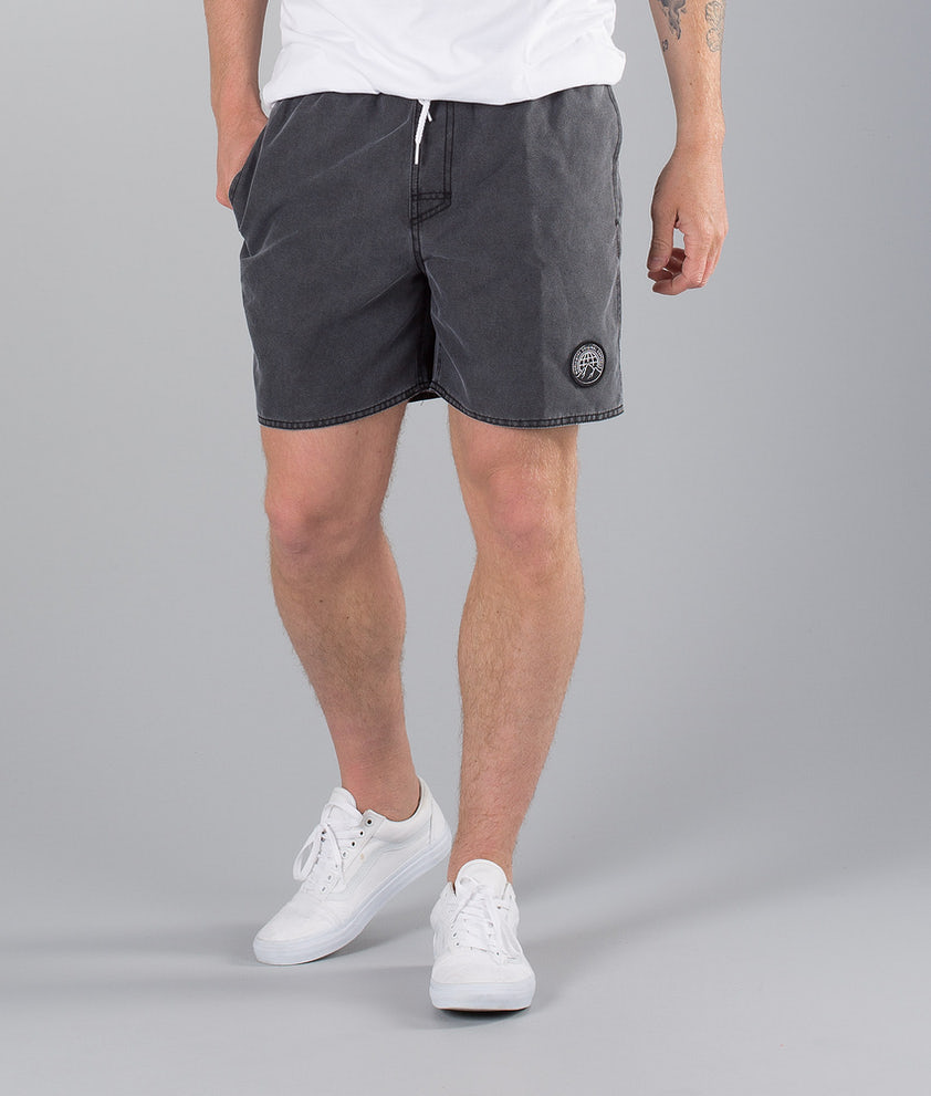 Dope Gaze Street Shorts Black