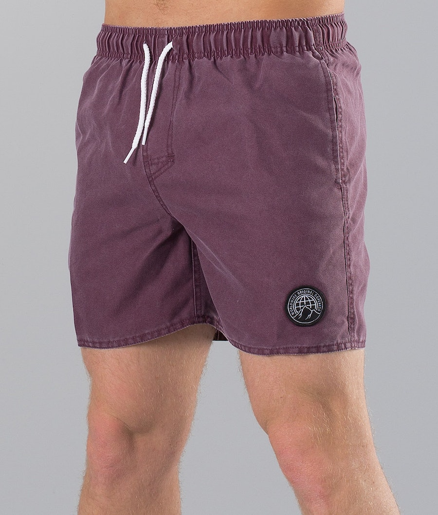 Dope Gaze Swimwear Burgundy