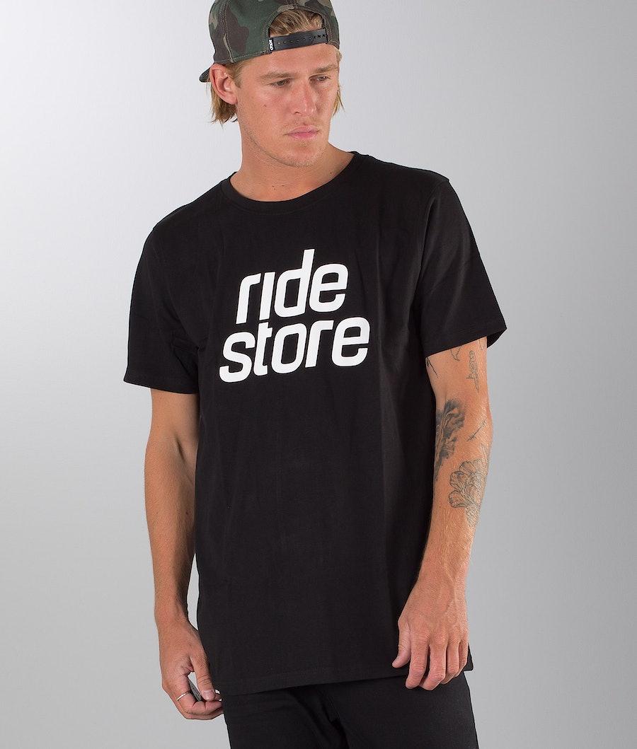 Ridestore MMXVIII T-shirt Black