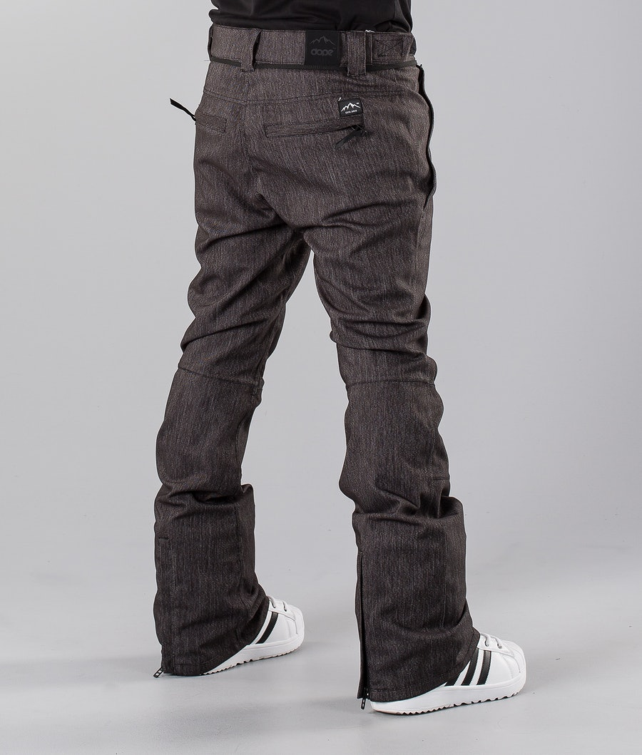Dope Tiger 18 Snowboardbukse Dark Denim