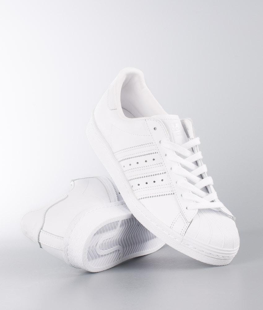 Adidas Originals Superstar 80S Shoes Ftwr