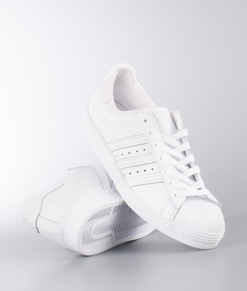 8c436f6f Adidas Originals Superstar 80S Shoes Ftwr White/Ftwr White/Core ...