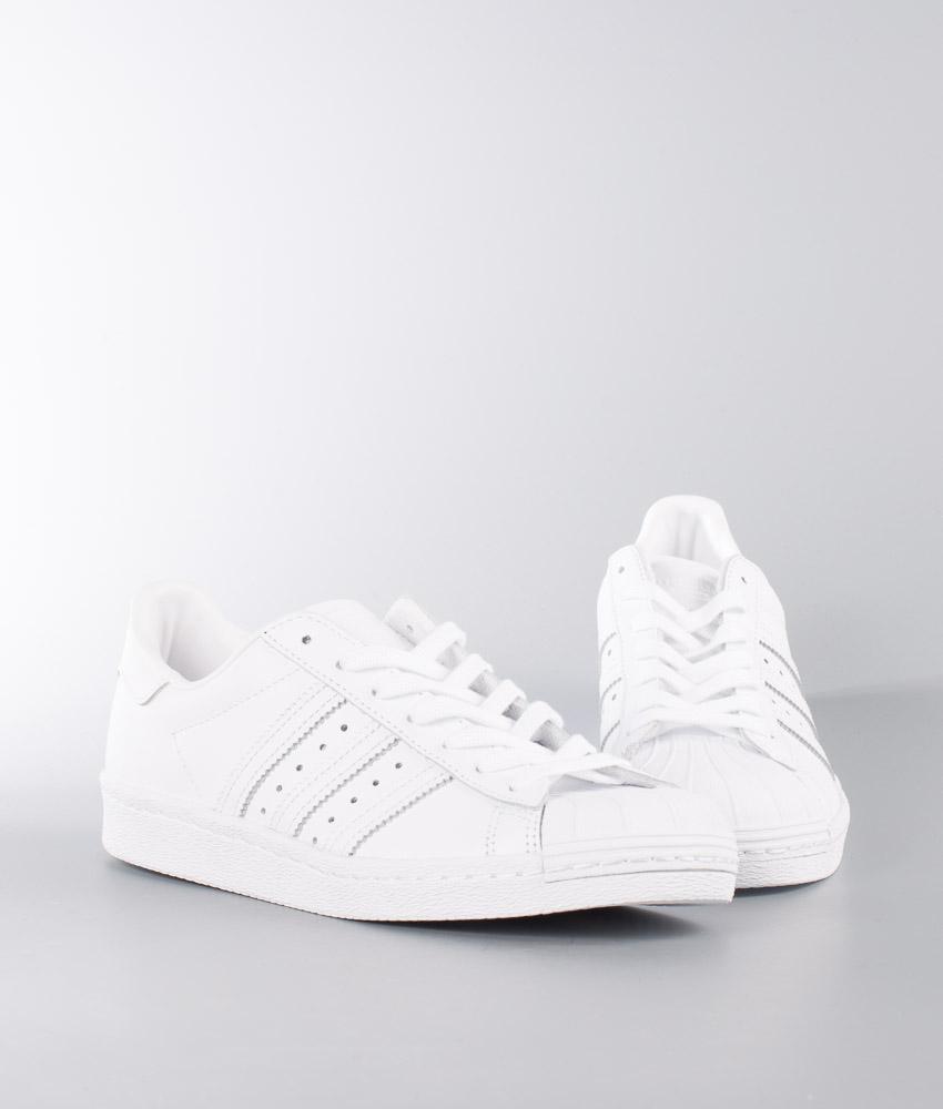 Adidas Originals Superstar 80S Schuhe Ftwr WhiteFtwr WhiteCore Black