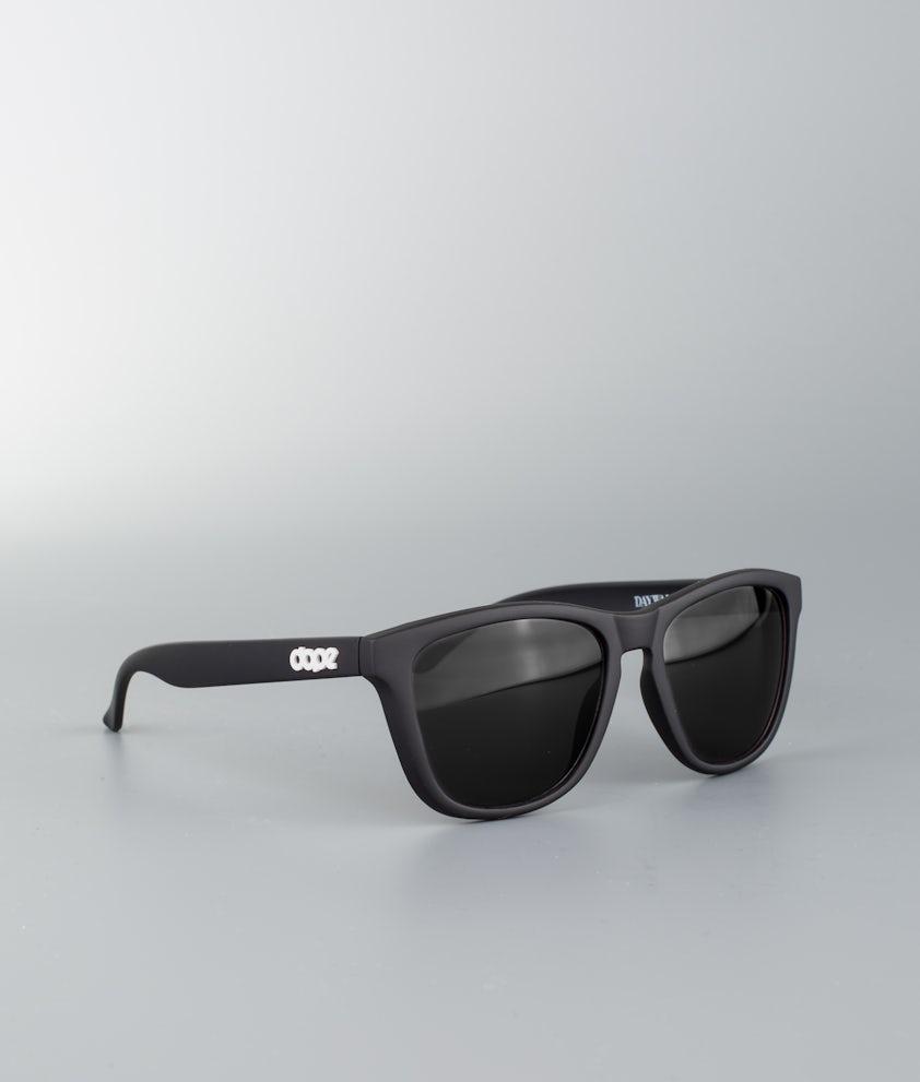 Dope Daywalker II Sunglasses Matte Black W/Black