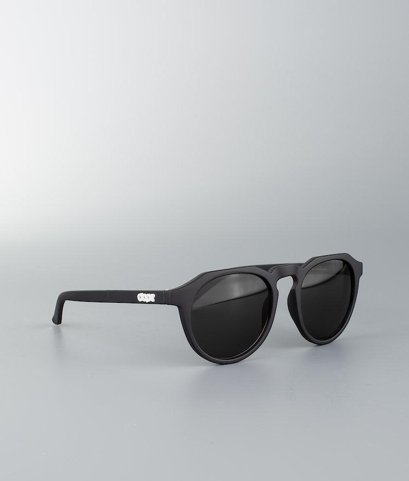 Dope Oldskool III Solbriller Matte Black W/Black