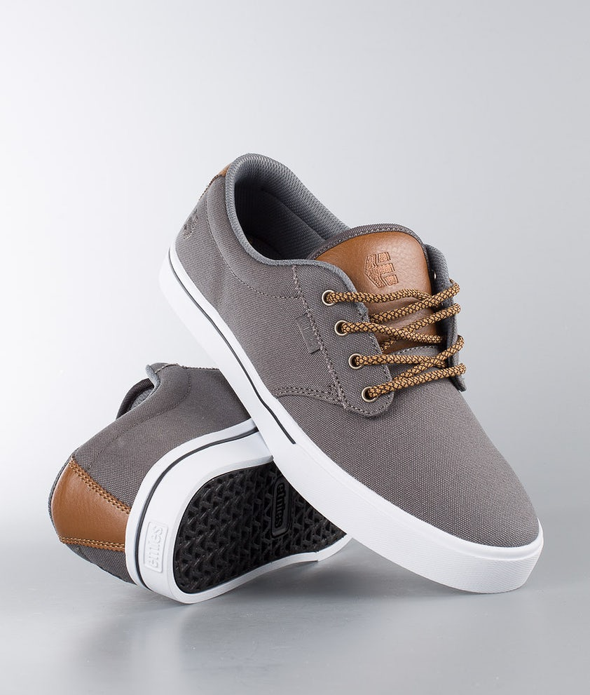 Etnies Jameson 2 Eco Skor Grey/Brown