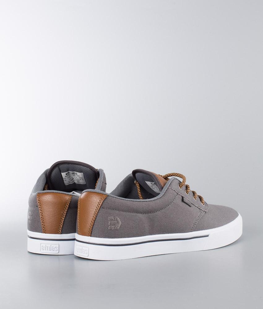 Etnies Jameson 2 Eco Shoes Grey/Brown