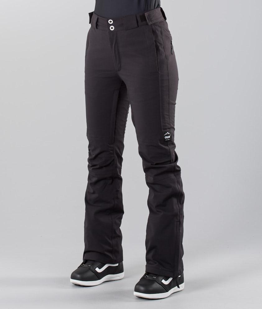 Dope Con 18 Snowboardbukse Black