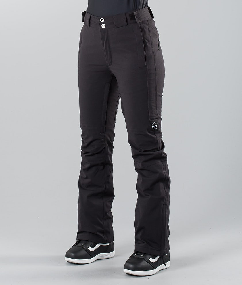 Dope Con 18 Snow Pants Black