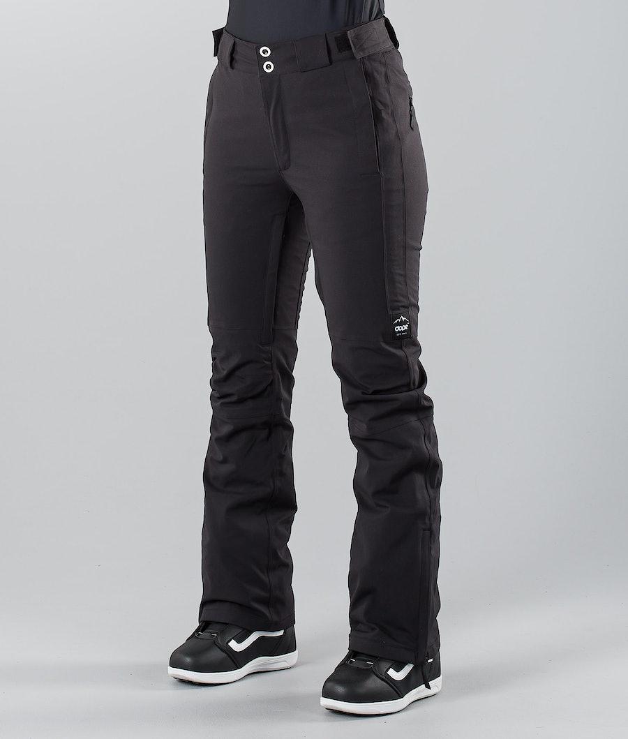 Dope Con 18 Snow Pants Black