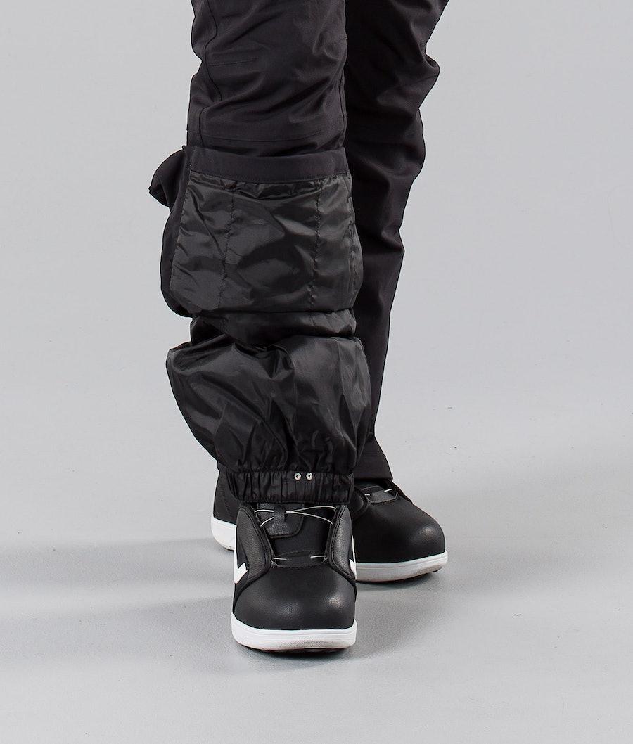 Dope Con 18 Women's Snow Pants Black