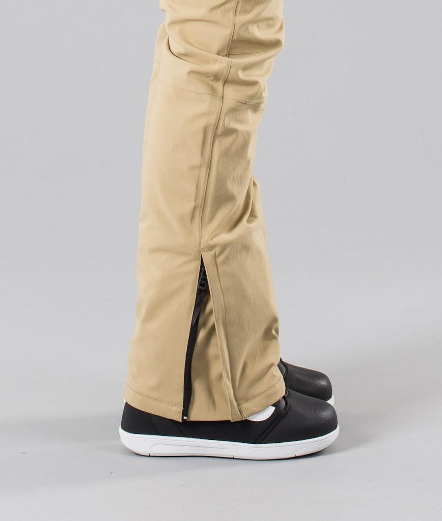 Dope Con 18 Women's Snowboard Pants Khaki