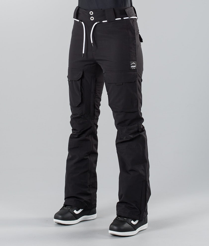 Dope Grace 18 Snowboardbyxa Black