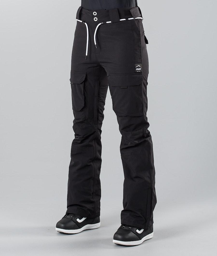 Dope Grace 18 Snowboardhose Black