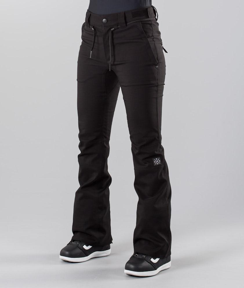 Dope Tigress Snow Pants Black