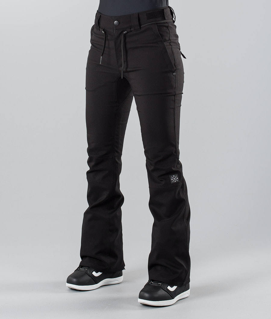 Dope Tigress 18 Pantalon de Snowboard Black