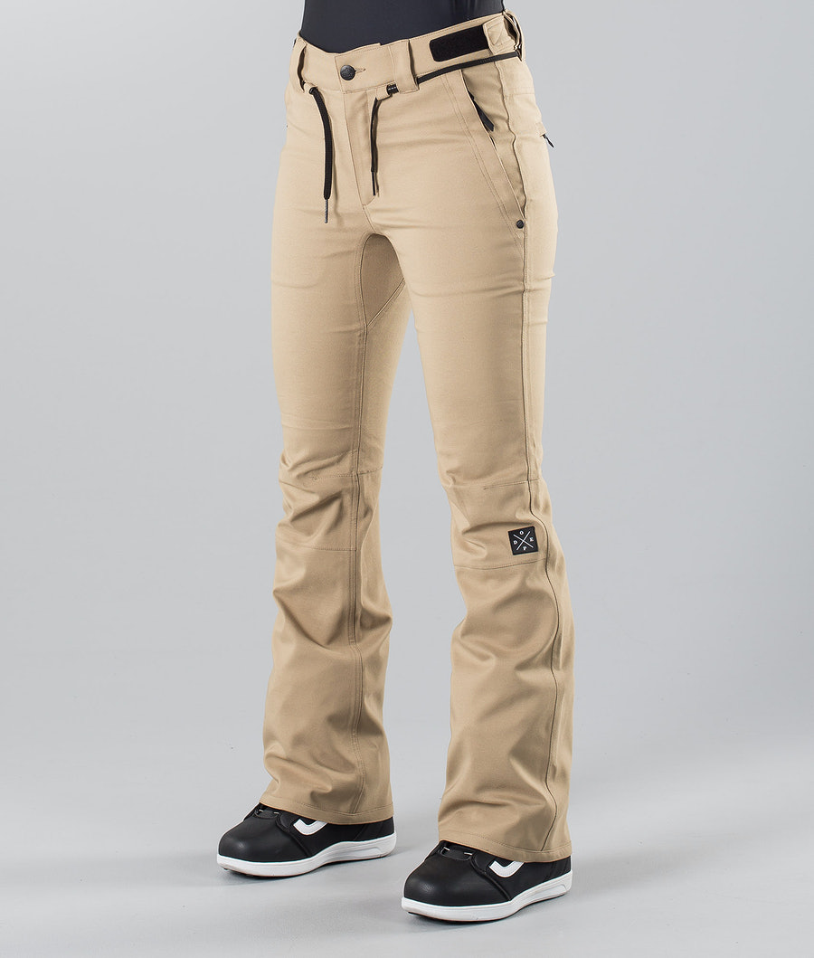Dope Tigress 18 Snow Pants Khaki