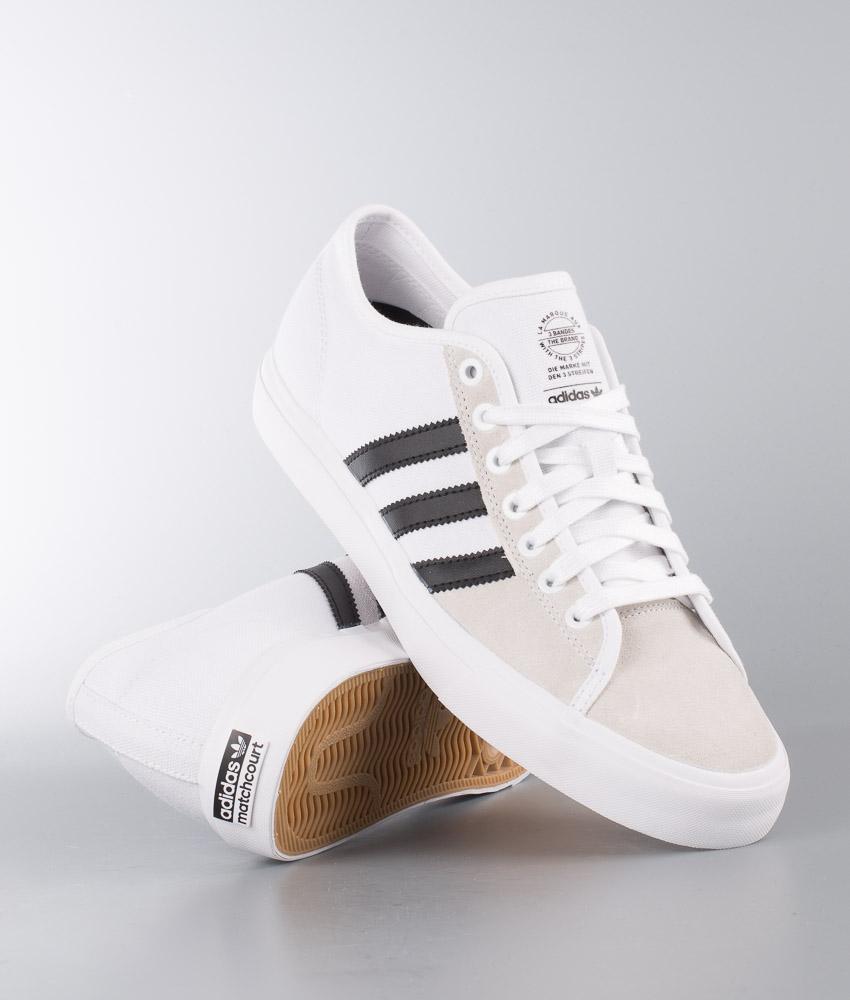 Adidas Skateboarding Matchcourt Rx Skor Ftwr WhiteCore Black