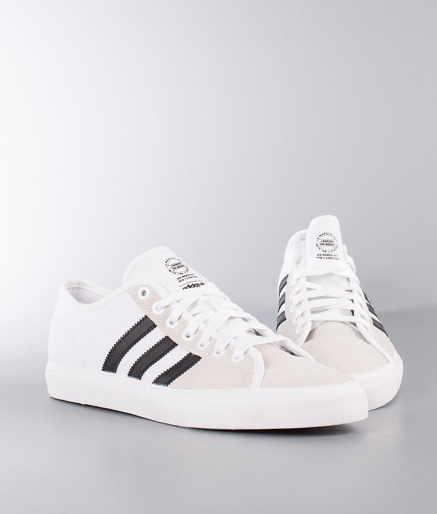 Adidas Skateboarding Matchcourt Rx Shoes Ftwr White Core Black ... 9b03dcb09