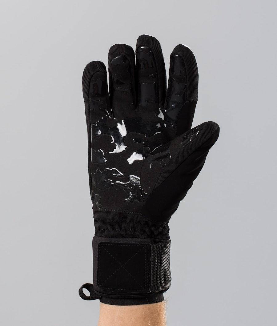 Dope Signet Glove Ski Gloves White/Black