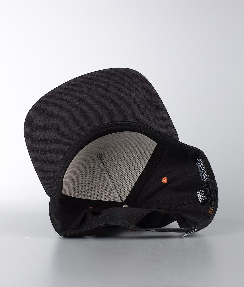 Northern Hooligans Tent Snapback Caps Black