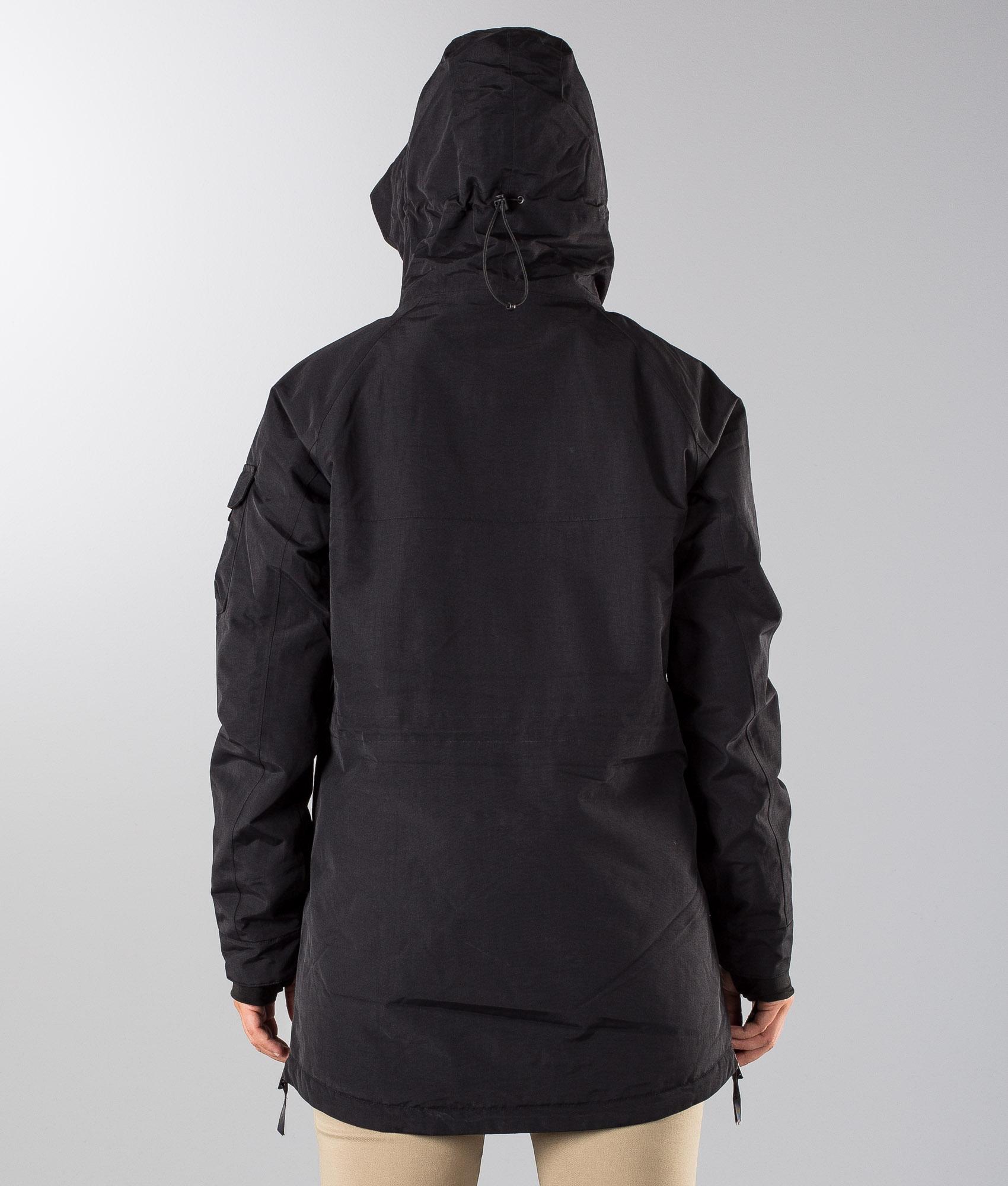Dope Akin 18 Snowboard Jacket Black