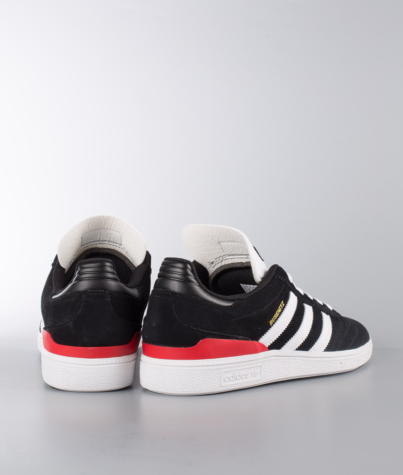 new product 49d31 0d58d Adidas Skateboarding Busenitz Scarpe
